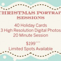 Christmas Portrait Sessions 2013 BG WEB